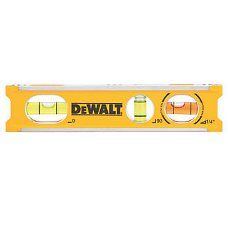 "DeWalt  Billet Torpedo Level 6½"" (165mm)"