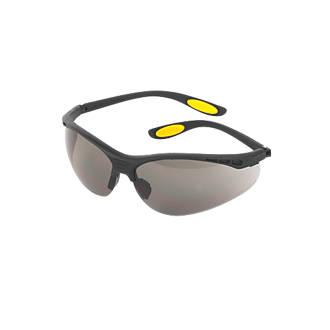 DeWalt Reinforcer Smoke Lens Safety Specs