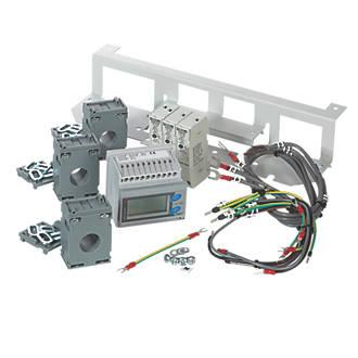 Wylex 125A Integral Meter Kit 9 Pieces