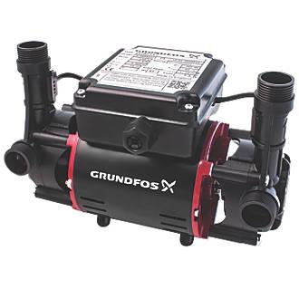Grundfos 98950217 Regenerative Twin Shower Pump 2.0bar