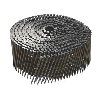 DeWalt Galvanised Ring Shank Coil Nails 2.03 x 50mm 14000 Pack