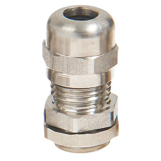 Schneider Electric 316L Stainless Steel Cable Glands  M25 4 Pack