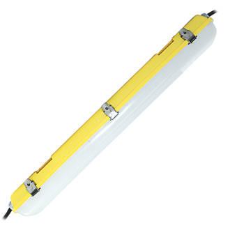 Luceco  Twin 2ft LED Weatherproof Batten Yellow 19W 1900lm