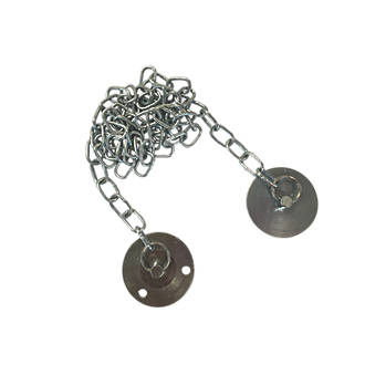 Agrippa Acoustic Fire Door Holder Retaining Chain 1000mm