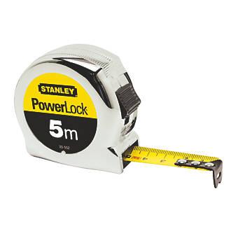 Stanley Powerlock 5m Tape Measure