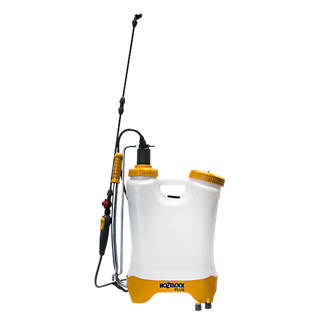Hozelock 4416 0000 Translucent / Yellow  Backpack Sprayer 16Ltr