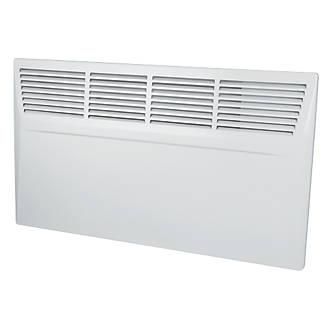 Manrose Wall-Mounted Panel Heater White 1000W