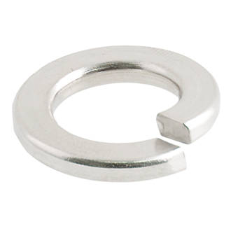 Easyfix A2 Stainless Steel Split Ring Washers M5 x 1.2mm 100 Pack