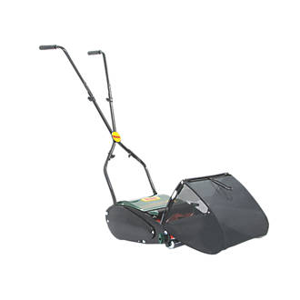 Webb  30cm Hand Push Roller Lawn Mower