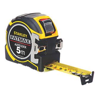 Stanley FatMax Autolock 5m Tape Measure