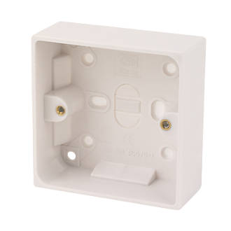 1G Moulded Box 32mm