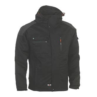 "Herock Persia Jacket Black Medium 45"" Chest"