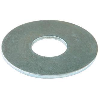 Easyfix Steel Large Flat Washers M20 x 4mm 50 Pack