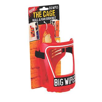 Big Wipes Cage Van / Wall Bracket