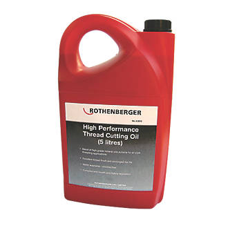 Rothenberger Thread Cutting Oil 5Ltr
