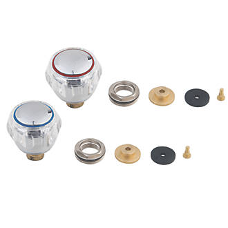 Swirl H58 3-4 Bath Contract Acrylic Tap Reviver Kit