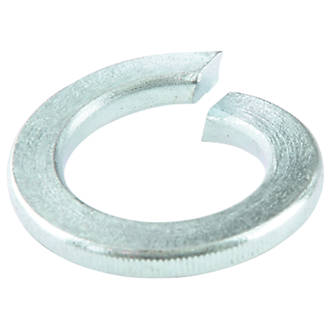Easyfix Steel Split Ring Washers M12 x 2.5mm 100 Pack