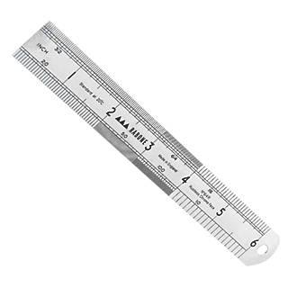 "Stanley  Ruler 6"" (150mm)"