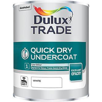 Dulux Trade Quick-Dry Undercoat 1Ltr