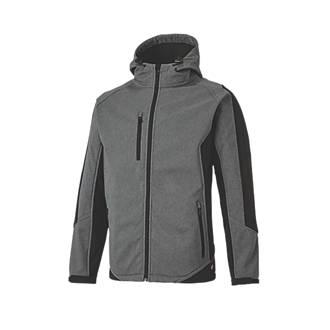 "Dickies Wakefield Reflective Jacket Grey / Black XX Large 54"" Chest"