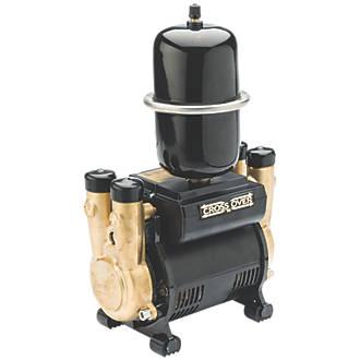 Salamander Pumps CT Force 20 TU Regenerative Twin Shower Pump 2.0bar