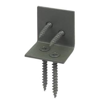 Deck-Tite Countersunk Carbon Steel Handrail Bracket Kit 25 x 35mm 60 Pcs