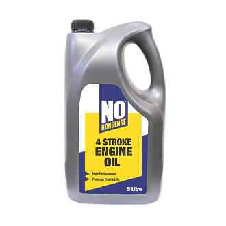 No Nonsense HP-142SF 4-Stroke Oil 5Ltr