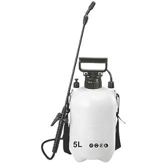 SX-CS5 White / Black Pressure Sprayer 5Ltr
