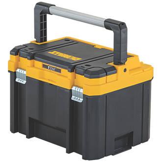 """DeWalt TSTAK Tool Box with Organiser 17¼"""""""