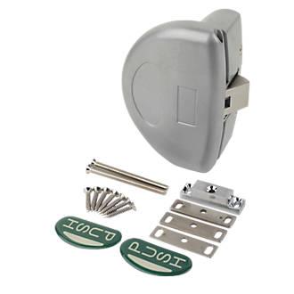 Eurospec XIA5002SV Reversible Push Pad Rim Latch