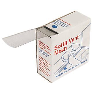 Sabrefix Soffit Vent Mesh 75mm x 30m