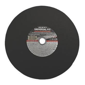 "Metal Metal Cutting Disc 14"" (355mm) x 3.5 x 25.4mm"