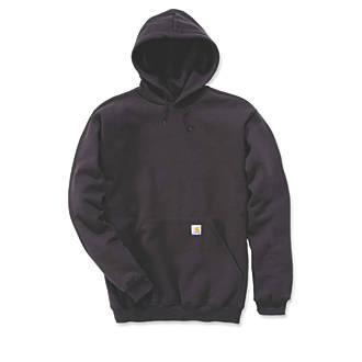 Carhartt K121 Hoodie Black Medium  Chest