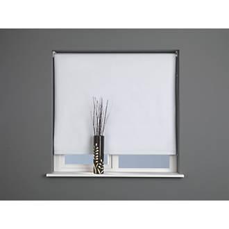 Roller Blackout Blind White 900 x 1700mm Drop