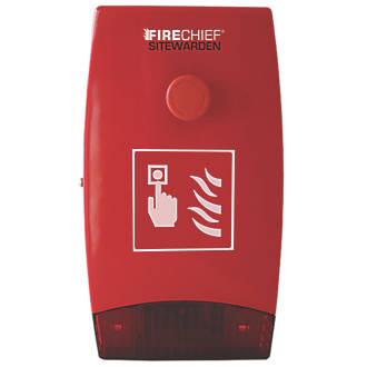 Firechief SB100 Push Button Site Alarm