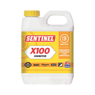 Sentinel X100 Central Heating Scale Inhibitor 1Ltr