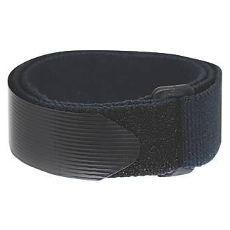 Velcro Brand  Black Stretch Strap 680mm x 25mm 2 Pack