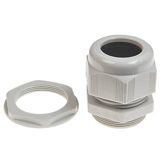 Schneider Electric Plastic Cable Glands  M16 20 Pack