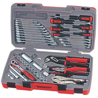 "Teng Tools  3/8"" Drive Socket & Tool Set 48 Pieces"