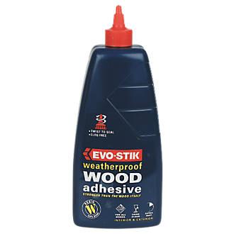 Evo-Stik Wood Adhesive Exterior 1Ltr