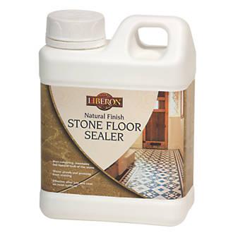 Liberon Sealer for Stone Floors Natural 1Ltr