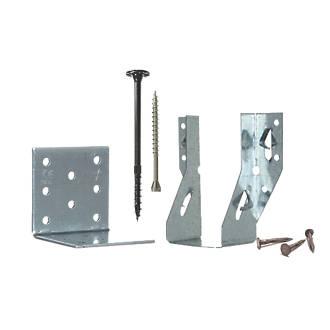 Simpson Strong-Tie KDK1E Decking Fixing Kit 642 Piece Set