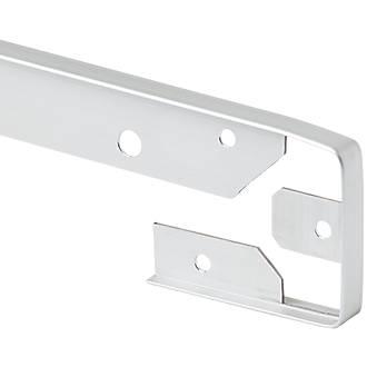 GoodHome Butt Joint Aluminium 40mm