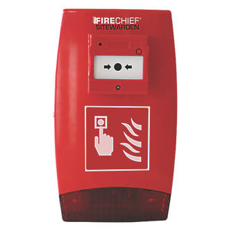 Firechief SP100 Call Point Site Alarm