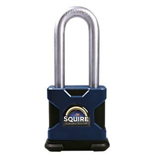 Squire SS50S/2.5 Hardened Steel     Padlock