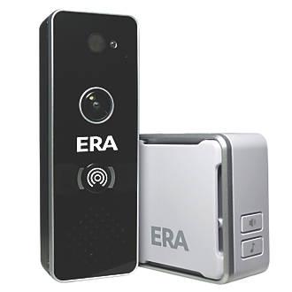 ERA Doorcam Doorcam Video Doorbell Camera Black