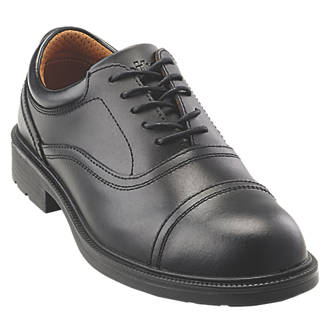 Site Adakite   Safety Shoes Black Size 8