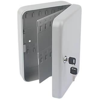 Smith & Locke  48-Hook Key Cabinet Safe