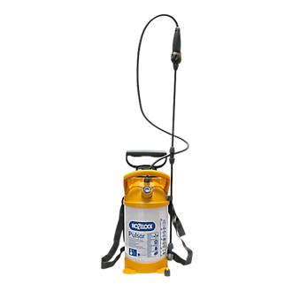 Hozelock 4407 0000 Blue / Grey / Orange / Transparent Hand Pump Sprayer 7Ltr