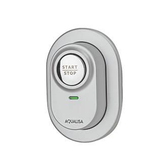 Aqualisa  Visage Digital Remote Shower Switch Chrome